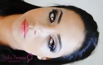 Make Malu Moreira - Modelo: Beatriz